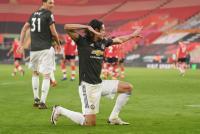 Fernandes Prediksi Cavani Bakal Jadi Pemain Penting di Man United