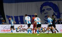 Napoli Hajar AS Roma Empat Gol Tanpa Balas