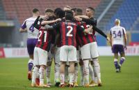 Hasil Liga Italia Semalam: AC Milan dan Napoli Petik Angka Penuh