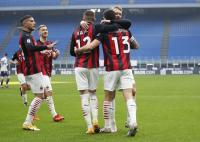 Usai Bungkam Fiorentina, Para Pemain Milan Video Call dengan Pioli