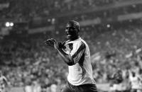 Mendiang Papa Bouba Diop Sempat Bikin Legenda Man United Kerepotan
