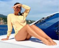 Gaya Georgina Rodriguez saat Goyang Twerking