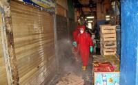 11 Pedagang Positif Corona, Pasar Gede Solo Ditutup Sementara