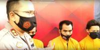 4 Tahanan Narkoba Polres Lumajang Kabur, Jebol 2 Lapis Dinding