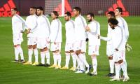 Shakhtar vs Real Madrid, Nasib Los Blancos Ada di Tangan Sendiri