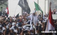Polisi ke Pendukung Habib Rizieq: Jangan Lagi Buat Kerumunan!