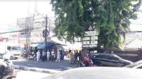 Gang Rumah Habib Rizieq di Petamburan Dijaga Ketat Laskar FPI