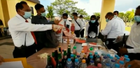 Polres Singkawang Jaring 37 Pelaku dalam Operasi Pekat Kapuas 2020