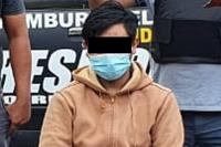 Lawan Aparat, Tersangka Penikaman di Wangurer Timur Didor Polisi