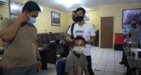 Polisi Tangkap Pelaku Aniaya Ibu Kandung yang Sempat Viral di Medsos