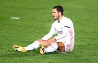 Penting untuk Madrid, Nacho Ingin Hazard Segera Pulih