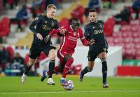 Liverpool vs Ajax Masih Nihil Gol pada Babak Pertama