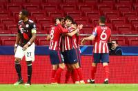 Joao Felix Bawa Atletico Madrid Unggul 1-0 atas Bayern di Babak Pertama