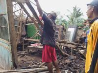 Diterjang Hujan Deras, Rumah di Probolinggo Rata dengan Tanah