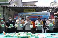 Polisi Tembak Mati Kurir 30 Kg Sabu Jaringan Malaysia-Palembang