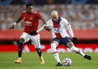 Man United vs PSG Sama Kuat pada Babak Pertama
