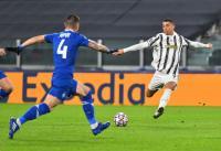 Juventus Hantam Dynamo Kiev, Ronaldo Catatkan Gol Ke-750