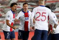 Herrera Akui PSG Beruntung Bisa Menang di Old Trafford