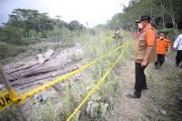 Tinjau Terdampak Lahar Gunung Semeru, Doni Monardo: Buat Jalur Evakuasi untuk Masyarakat