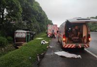 4 Kendaraan Terlibat Kecelakaan di Tol Cipularang, 1 Meninggal