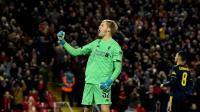 Liverpool vs Ajax Jadi Ajang Kelleher Unjuk Gigi