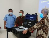 Kantor Staf Presiden Gandeng Uhamka Periksa Swab Test Pegawai