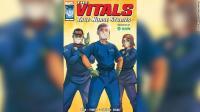 Hormati Tenaga Medis Covid-19, Marvel Jadikan Perawat Superhero di Komik Terbaru