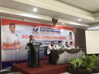 Sekjen Perindo Optimis ''KoKo'' Menang di Pilbup Bengkulu Utara