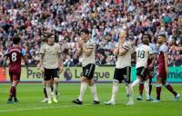 Declan Rice Kecewa Laga West Ham vs Man United Hanya Dihadiri 2.000 Penonton