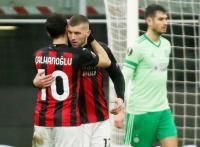 Bungkam Celtic 4-2, Milan Lolos ke 32 Besar Liga Eropa 2020-2021