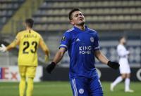 Leicester City Dibuat Keok Zorya Luhansk