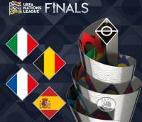Hasil Undian Semifinal UEFA Nations League 2020-2021