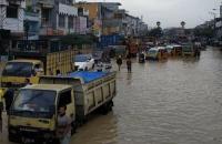6 Orang Hilang saat Banjir di Medan, 5 Dewasa dan 1 Balita
