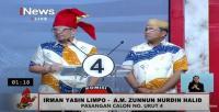 Debat Pilwalkot Makassar, Begini Strategi Paslon Tangani Pandemi Covid-19