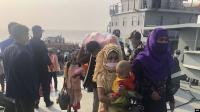 Bangladesh Kirim Pengungsi Rohingya ke Pulau Terpencil