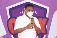 Tutup Masa Kampanye, Olly Sampaikan Pidato Politik Sulut Tambah Hebat Voor Torang Samua