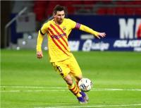 Lionel Messi Bakal Lewati Rekor Gol Pele jika Cetak 3 Gol di Laga Cadiz vs Barcelona