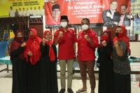 Elektabilitas Paslon Eri-Armuji di Pilkada Surabaya Meroket hingga 47,6%