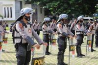 Polisi Tak Bawa Senjata Api saat Amankan Pilkada