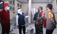 Gubernur Jatim Sebut RS Lapangan Bisa Tekan Angka Kematian Akibat Covid-19