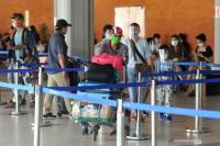 Puncak Arus Balik, 13 Ribu Penumpang Tinggalkan Bali Lewat Bandara