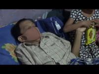Suami Sakit Keras, Istri & 4 Anaknya Makan Nasi-Garam