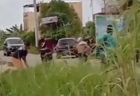 Viral Perampok Satroni Truk Sembako di Sumsel, Sopir Kena Bacok
