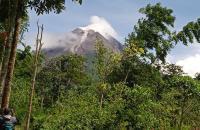 Gunung Merapi Semburkan Awan Panas Guguran dan Lava Pijar