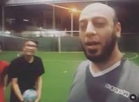 Syekh Ali Jaber Pernah Perkuat Tim Sepakbola di Lombok Nusa Tenggara Barat