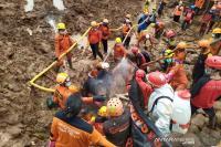 Longsor Sumedang, Tim SAR Temukan 24 Korban Meninggal Dunia