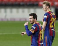 Xavi Akan Jadi Kunci Messi Bertahan di Barcelona