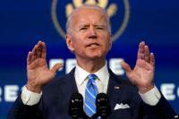 Joe Biden Akan Anggarkan 2 Triliun Dolar untuk Tangani Krisis Akibat Covid-19