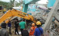 Sejumlah Gedung Rumah Sakit di Sulbar Rusak Berat Akibat Gempa M 6,2
