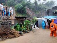 1 Keluarga di Manado Tewas Tertimbun Tanah Longsor
